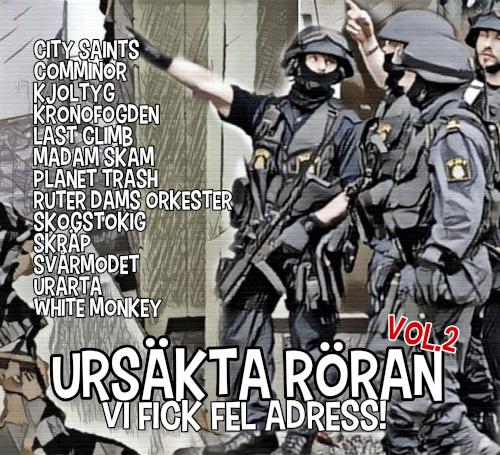 V.A. - Ursäkta Röran Vol. 2, Vi Fick Fel Adress