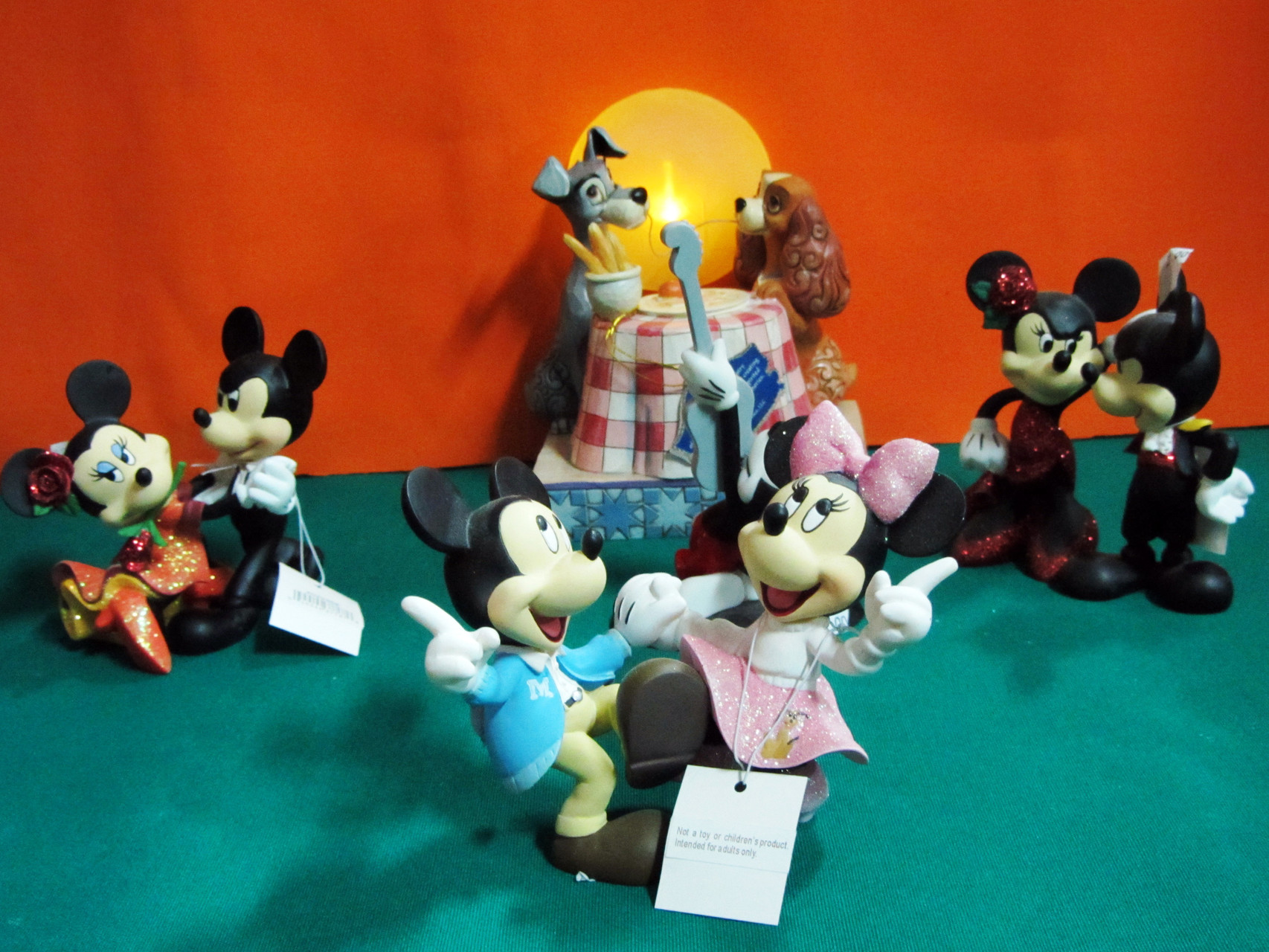 Mickey y amigos