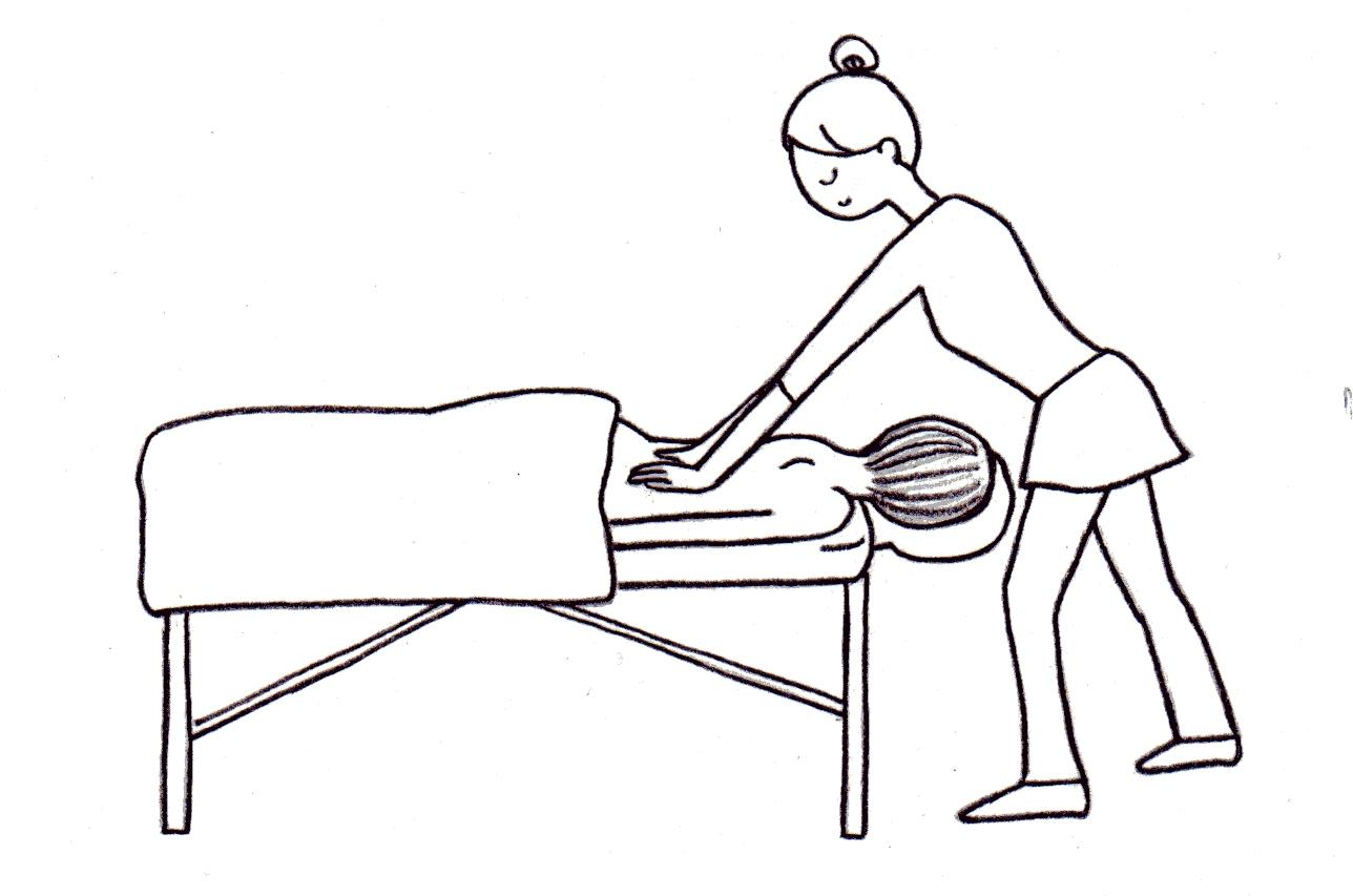 胸腰筋膜リリース ~ 腰痛改善に高い効果!