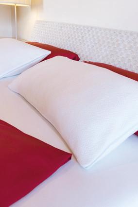 Bettwasche Und Kissen Aus Bambus Gesunder Schlaf Durch