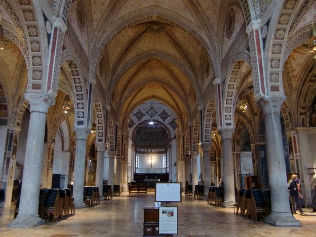 サンタ・マリア・デレ・グラツィエ聖堂