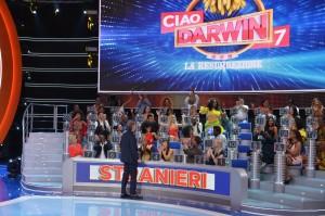 Rosana Copacabana a Ciao Darwin7 puntata n 6  22/04/2016 canale 5 Mediaset