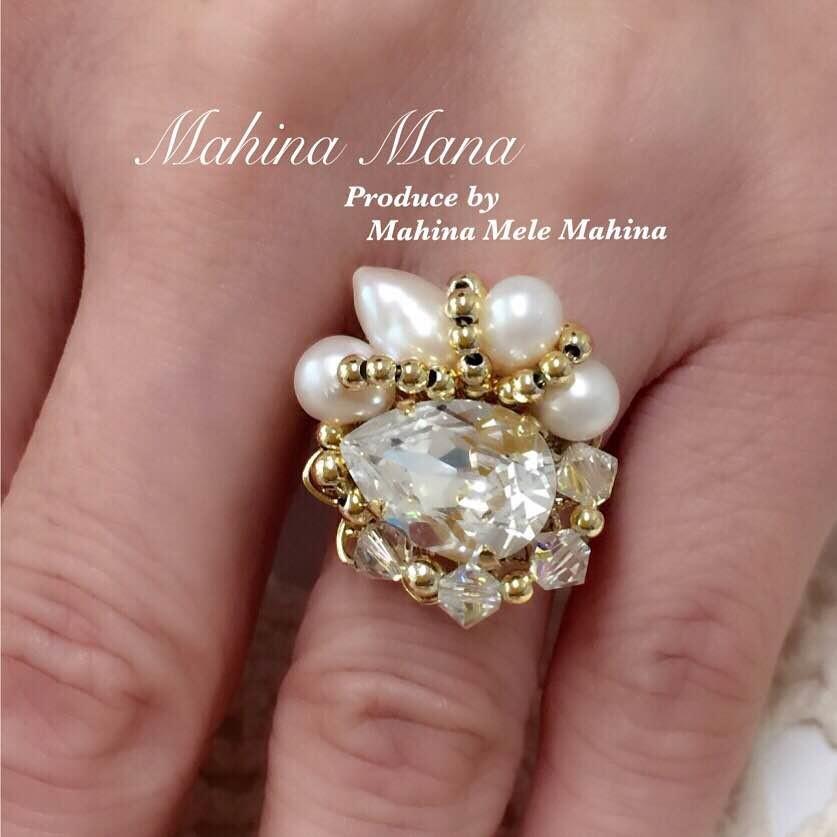 Mahina Mana*月の奇跡*リング