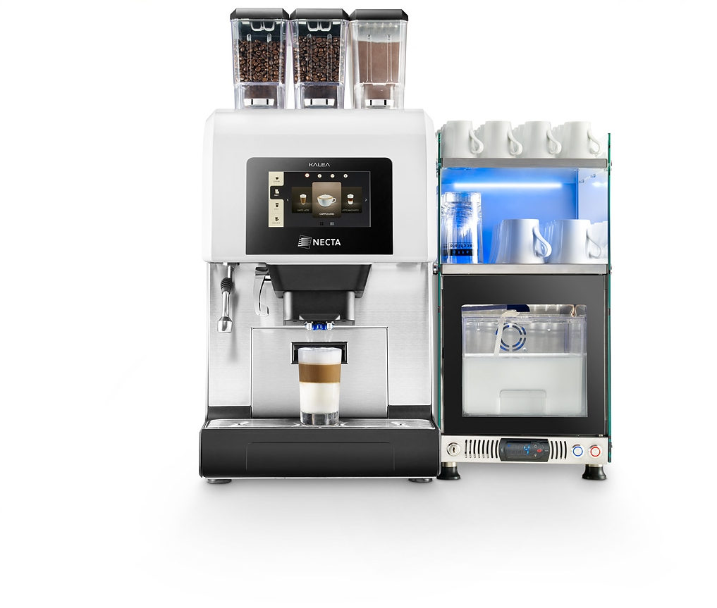Kalea Doppel Espresso + 1 Instant + Frischmilch