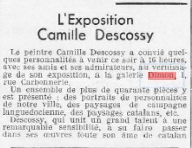 L'éclair du 25 mai 1935