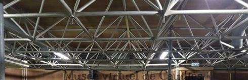 Structure du plafond