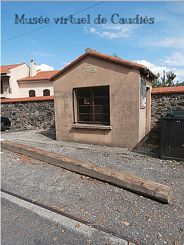 Photo Août 2013 Francis Cahuzac (Commission Française pour la Protection du Patrimoine Historique et Rural)