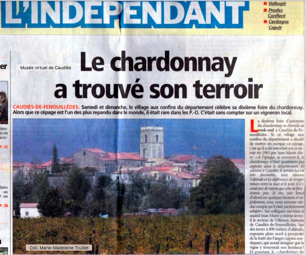 L'Indépendant du 4 novembre 2010