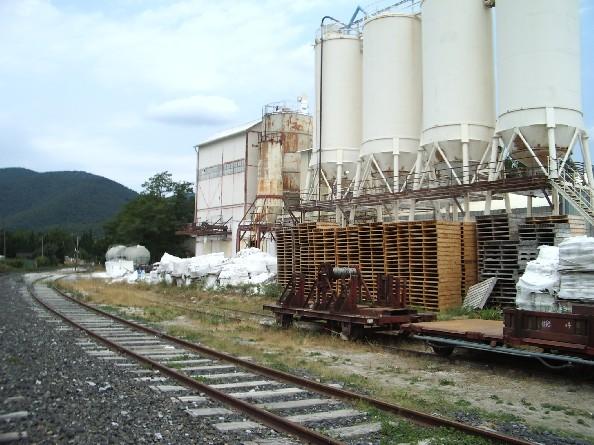 usine train