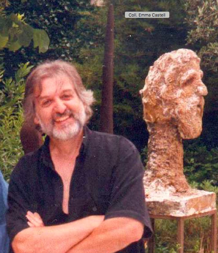 Josep Castell et Buste