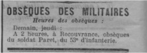 Journal du Loiret Jeudi 22 avril 1915