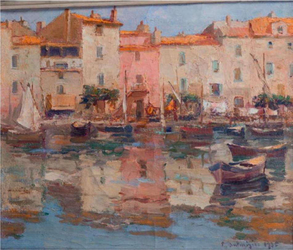 Les Martigues 1936