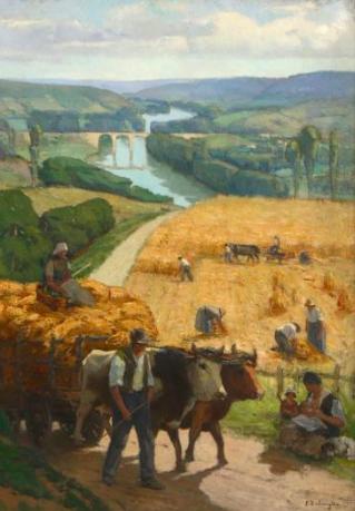 La Paix aux champs (Salon 1944)