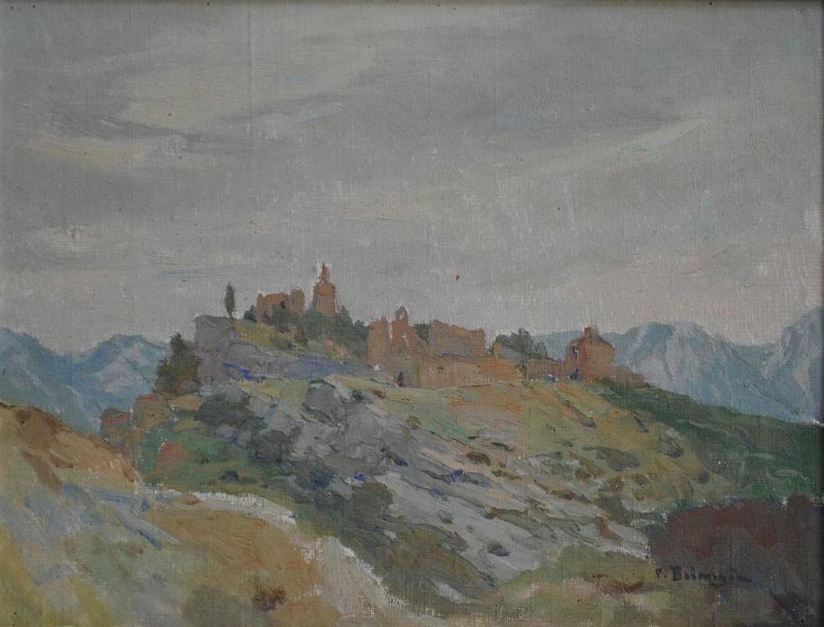 Balmigère Eygalières (Bouches-du-Rhone)