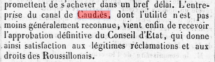 canaux 1865