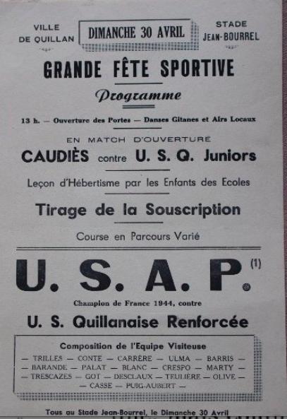 USAP Quillan