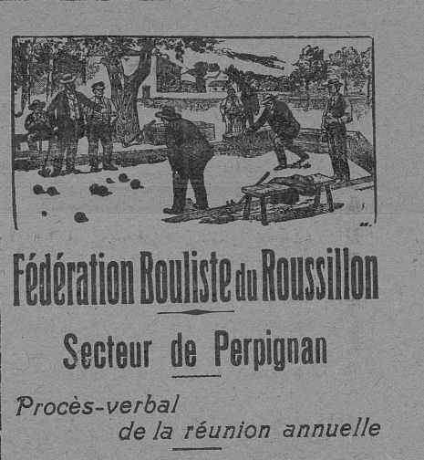 Languedoc Sportif du 22 janvier 1937