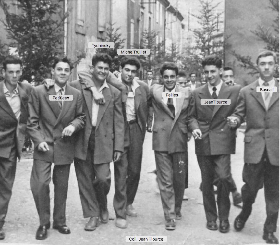Fête du 8 septembre 1955