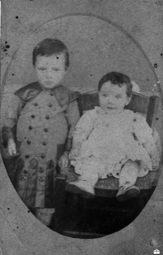 François  (1879 - 1907) et Louis Boyer (1881-1934)