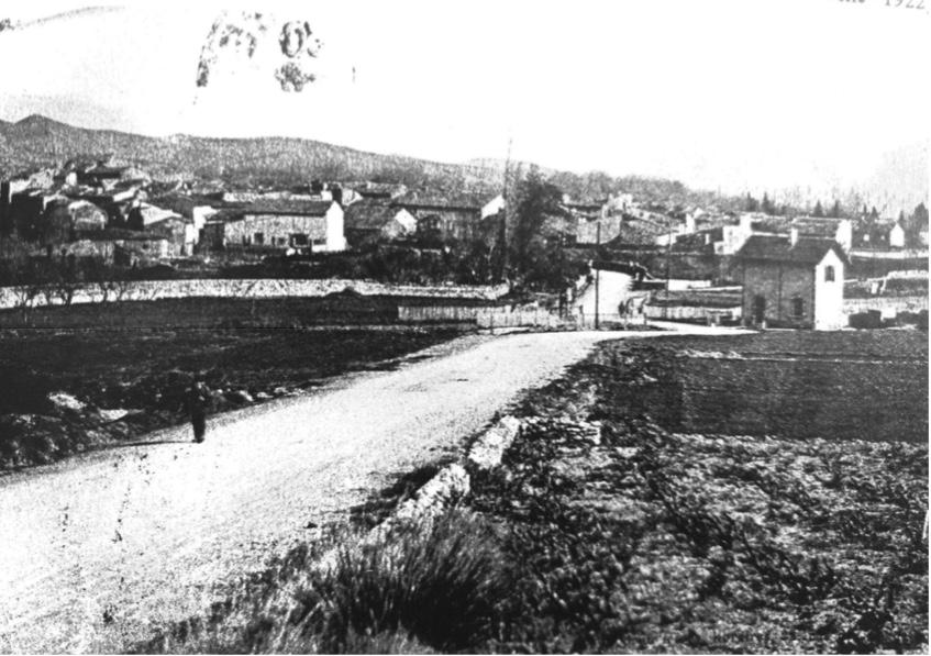 Passage à niveau 1920