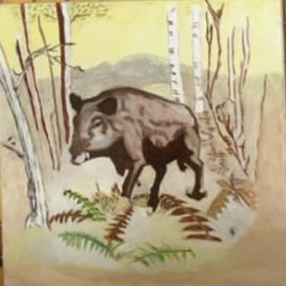 Peinture Michel Millet