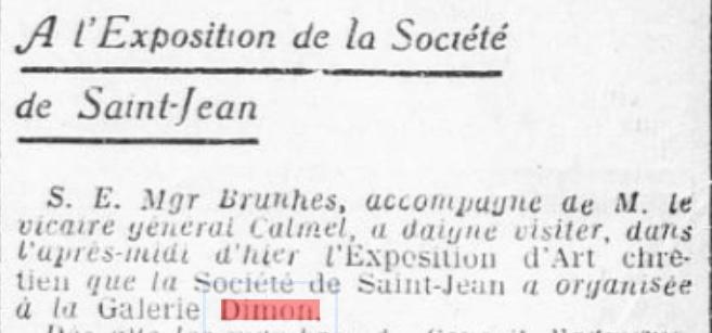 L'éclair 21 décembre 1935
