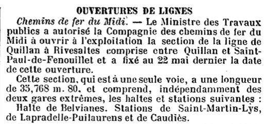Journal des Transports, 18 juin 1904 (gallica.bnf.fr)