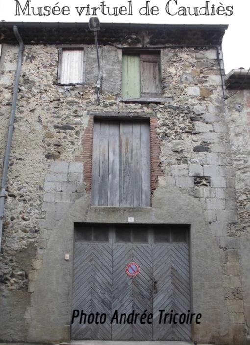 Ancienne entrée du couvent des Augustins