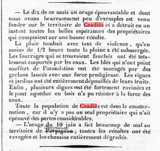 orage 1842
