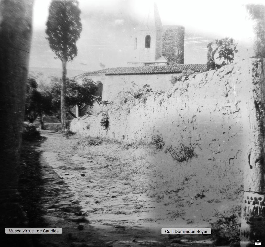 Chemin de Douno Pa vers Notre-Dame (début du XXe siècle)