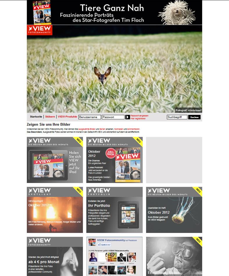 visovio | stern-view-topbild des tages 2012