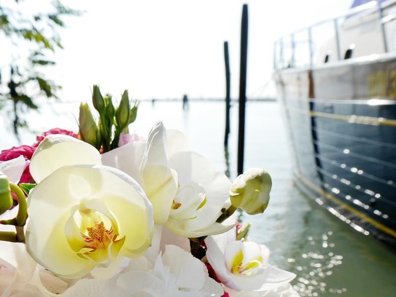 Wedding bouquet Venice