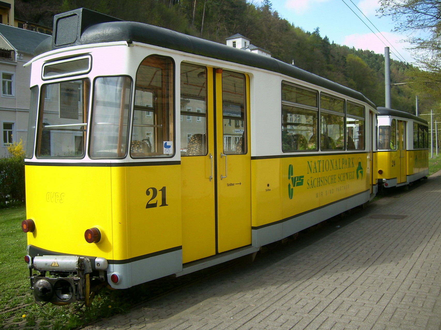 Kirnitzschtalbahn