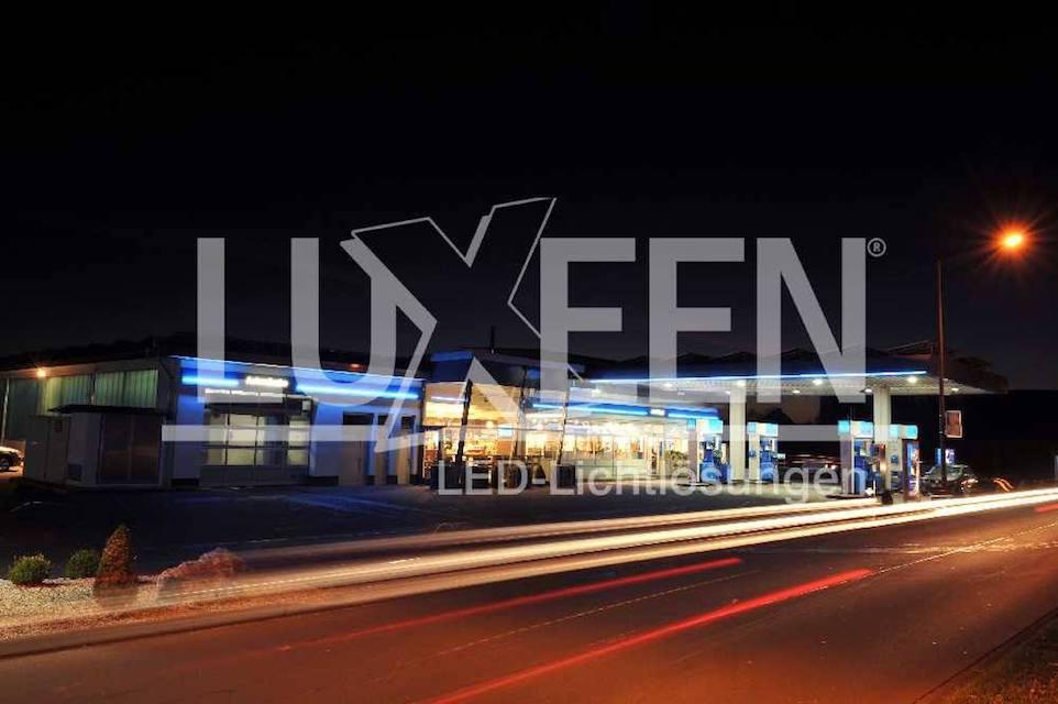 Luxeen - Individuelle Lichtlösungen für Bildung & Verwaltung, Industrie & Logistik, Handel & Tankstelle, Gesundheit & Pflege, Innen & Außen.
