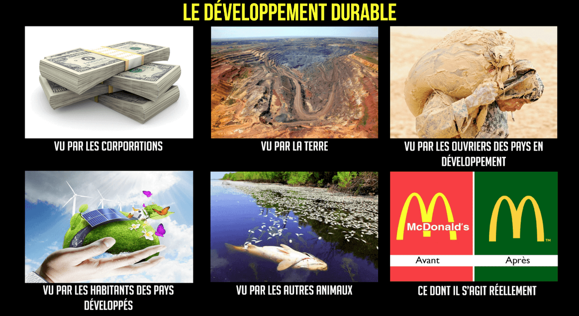 Gut bekannt Développement durable - smiltypo.net KG53