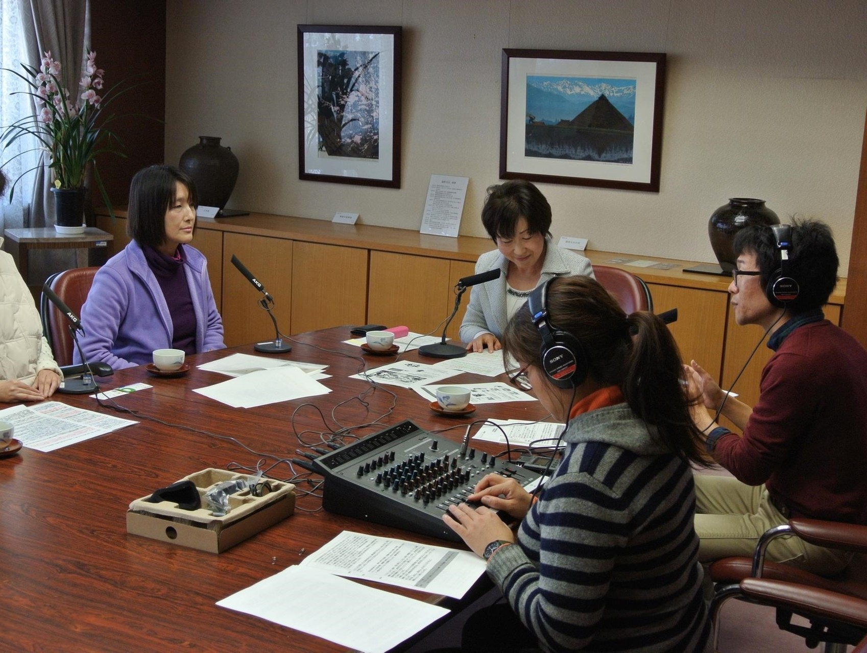 Persons with disabilities Welfare Network in Shimada
