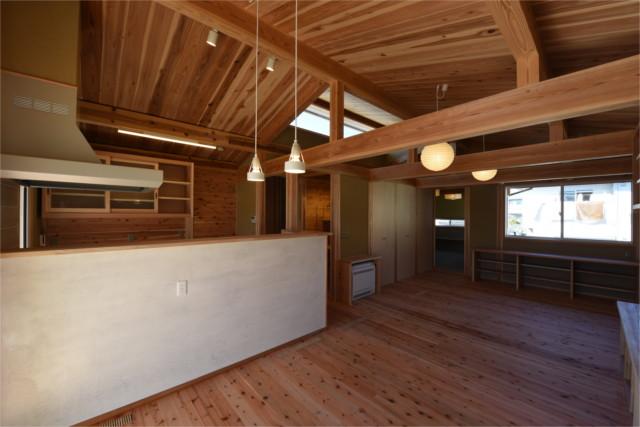 千葉市で設計を依頼するなら千葉県内を中心に活躍する【高野三上アーキテクツ】へ~パッシブデザインの住宅~