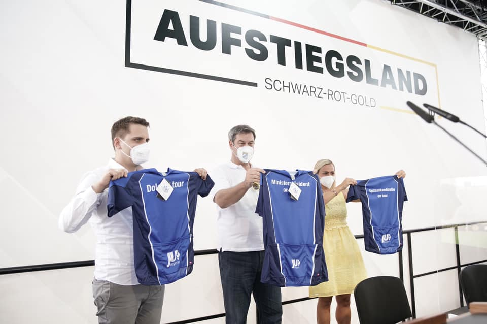 70. Landesversammlung der Jungen Union Bayern – starker gemeinsamer Auftakt in den Bundestagswahlkampf