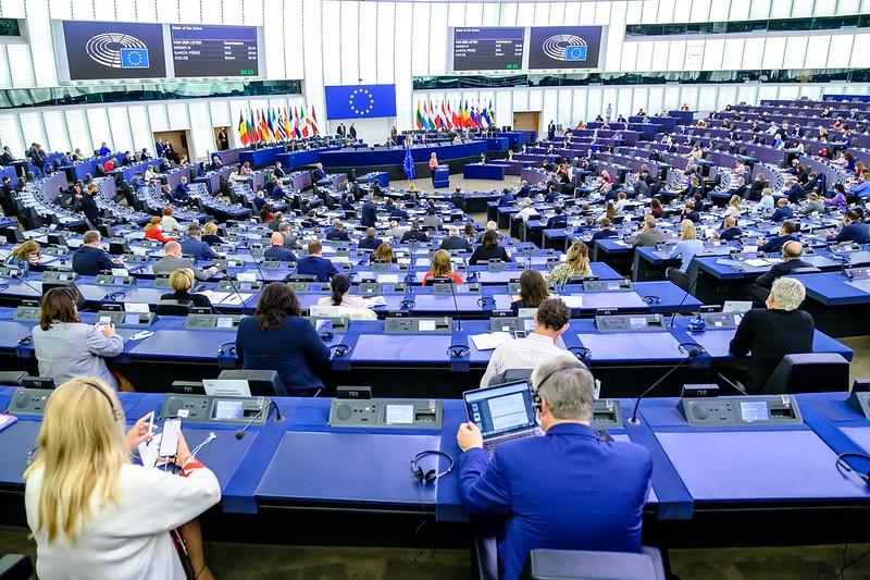 Debatte zur Lage der Europäischen Union