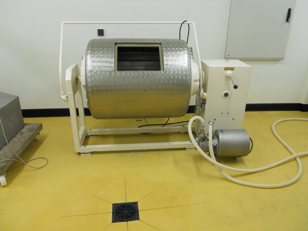 Baratte de fabrication du beurre