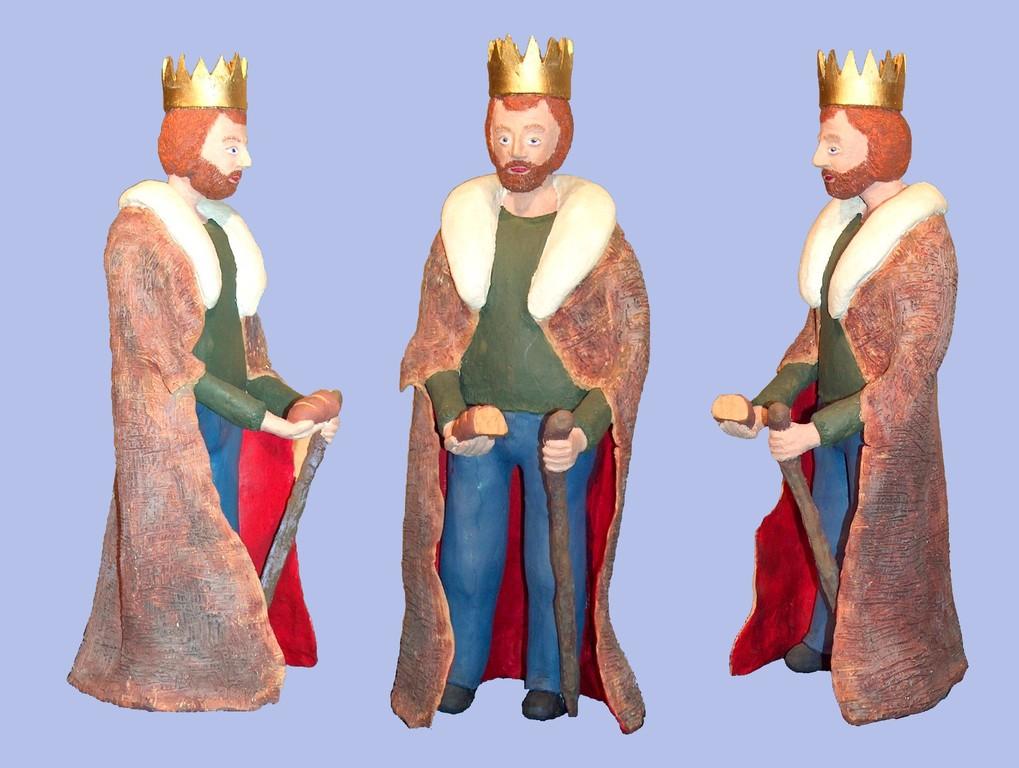 Hirte > Vater < König