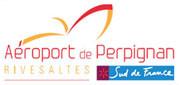 logo perpignan airport