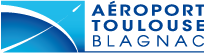 logo toulouse airport