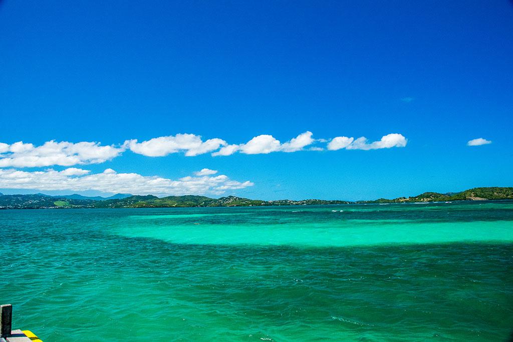 Martinique - Balade en mer avec le Capitaine Romule