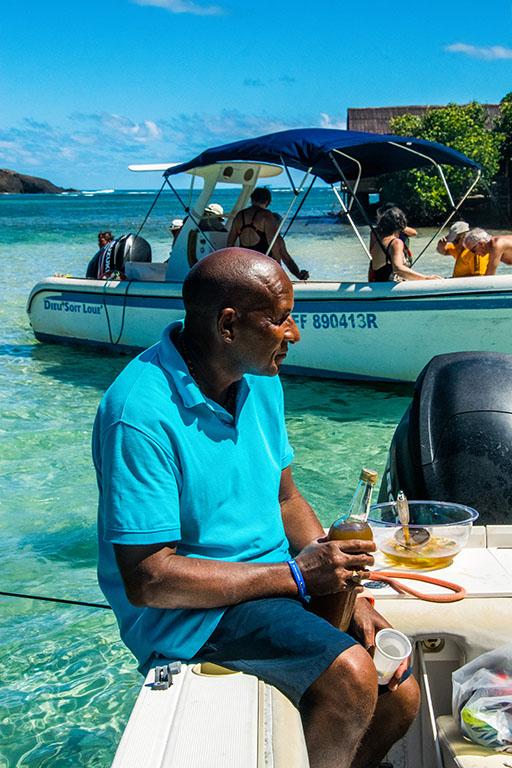 Capitaine Romule - Martinique