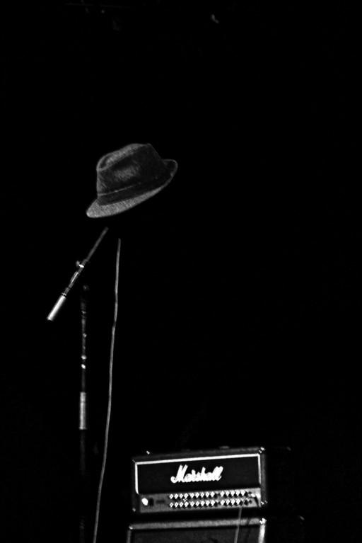 Der Hut ... steht ihm gut    © Judith Obermann