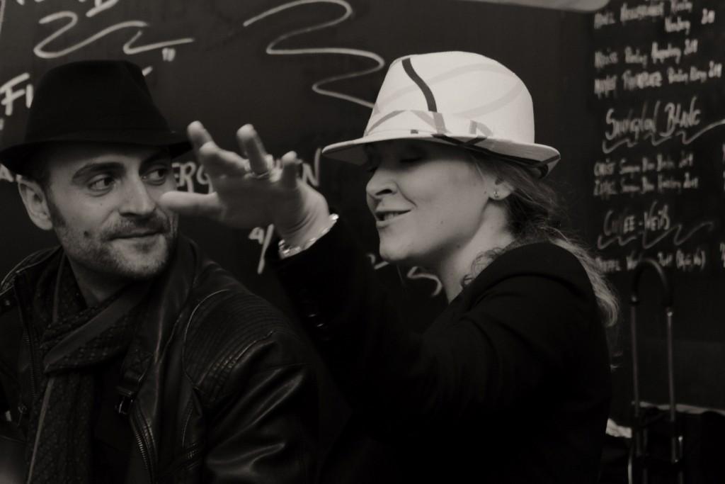 Duett mit Chilli Gregurek     © Judith Obermann