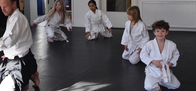 Aikido für Kids