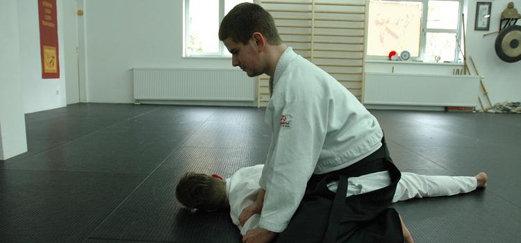 Aikido für Jugendliche