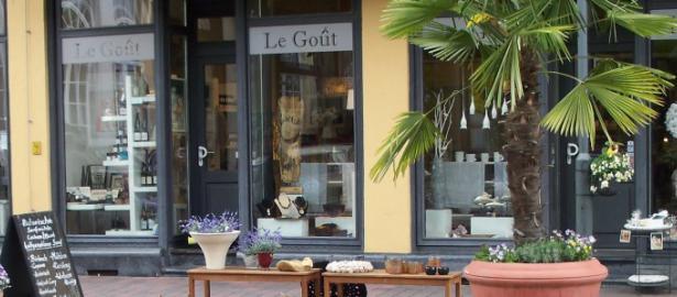 Le Gout, Bad Ems, Hotel Bad Ems, Conceptstore, Design, Feinkost , Unesco Bad Ems, Garnier Thibault, Lahnwein, Winzersekt, Zotter